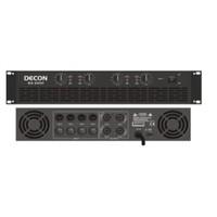 Decon Da-2400 Power Amfi 4X650 Watt