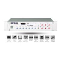 Dexun Pa-2512 6 Bölge 100 Volt Amfi 120 Watt