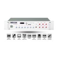 Dexun Pa-2535 Hat Trafolu 6 Bölgeli 100 Volt Amfi 350 Watt