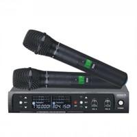 Dexun D-550E İkili Telsiz El Mikrofon