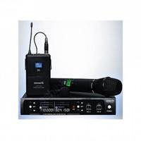 Dexun D-550Ey İkili Telsiz El Ve Yaka Mikrofonu