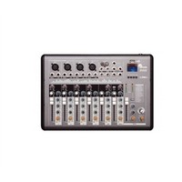 Fomix Im-8 4Mono+2Stereo(Mp3)16 Efekt Mixer