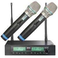 Mipro Act 312 El Tipi Telsiz Mikrofon (Çift El)