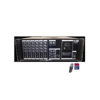 Notel Not A4100Br Amfi 4X100 Watt Reverbli Usb Mp3