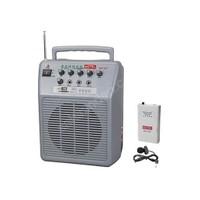 Notel Not 337Y Taşınabilir Portatif Ses Sistemi Yaka Mikrofonlu 50 Watt