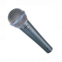 Shure Beta 58A Dinamik Vokal Mikrofon