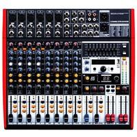 Ssp Am-Ufx12P Power Mikser Amfi