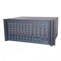 Startech Safir Sr 8/800 Usb Power Mikser Amfi 2X400 Watt