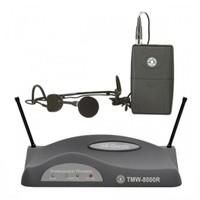Topp Pro Tmw 8000 Lthsgt Telsiz Yaka Mikrofonu