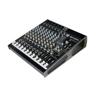 Topp Pro Mx1222Fx + Tac-Mp3 T Deck Mikser 10 Kanal/Efekt/Mp3