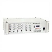 West Sound Tks 400M Usb 12 Volt Amfi 2X200 Watt