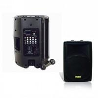 West Sound Tks 12 Ac Kabinli Amplifikatör