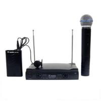 Westa Wm-323 Et Telsiz Mikrofon El+Yaka
