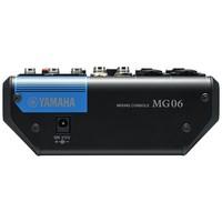 Yamaha Mg 06 Mikser