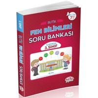 Editör Yayınları 3.Sınıf Butik Fen Bilimleri Soru Bankası
