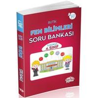 Editör Yayınları 4.Sınıf Butik Fen Bilimleri Soru Bankası