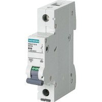Siemens Tek Fazlı Otomatik Sigorta - C1x2Ax6kA