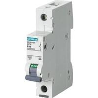 Siemens Tek Fazlı Otomatik Sigorta - C1x10Ax6kA