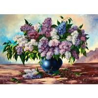 Duvar Tasarım DC 2160 Oil Paint Kanvas Tablo - 50x70 cm