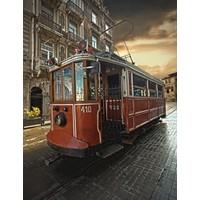 Duvar Tasarım DLC 1254 City & Mix Led Kanvas Tablo - 50x70 cm