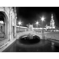 Duvar Tasarım DLC 1190 City & Mix Led Kanvas Tablo - 50x70 cm