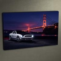 Duvar Tasarım DLC 3013 Ledli Kanvas Tablo - 50x70 cm