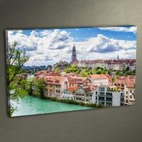 Duvar Tasarım DC 3016 Kanvas Tablo - 50x70 cm