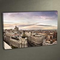 Duvar Tasarım DC 3030 Kanvas Tablo - 50x70 cm