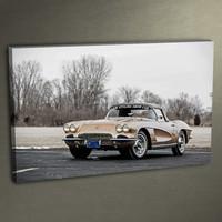Duvar Tasarım DC 3035 Kanvas Tablo - 50x70 cm