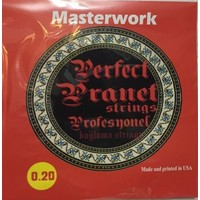 Masterwork Saz Teli 0.20
