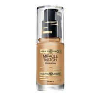 Max Factor Miracle Match Fondöten Golden 75 30 Ml