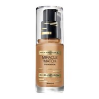 Max Factor Miracle Match Fondöten Bronze 80 30 Ml