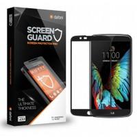 Dafoni LG K10 Curve Tempered Glass Premium Full Cam Ekran Koruyucu