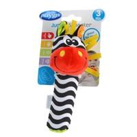Playgro 183439 Tekli Zebra Squeaker 11075