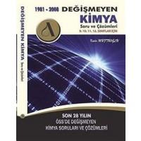 1981 - 2008 Değişmeyen Kimya Soru ve Çözümleri