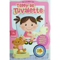 Teddy ile Tuvalette - Kız Çocuklar İçin