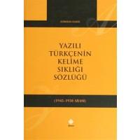 Yazılı Türkçenin Kelime Sıklığı Sözlüğü