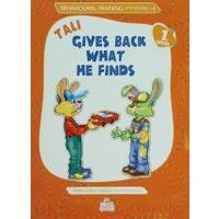 Tali Gives Back What He Finds