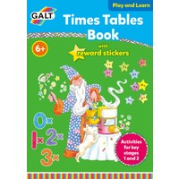 Galt Oynayalım/Öğrenelim Kitapları - Çarpım Tablosu