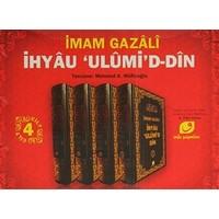 İhyau 'Ulumi'd-Din (4 Cilt Takım - Kutulu)