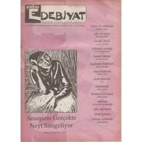 Yaba Edebiyat Dergisi Sayı: 11