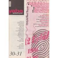 Yaba Edebiyat Dergisi Sayı: 30-31