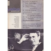 Yaba Edebiyat Dergisi Sayı: 34