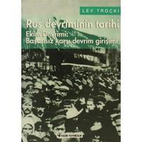 Rus Devriminin Tarihi Cilt 2 Ekim Devrimi: Başarısız Karşı Devrim Girişimi