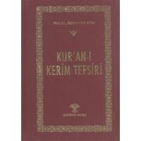 Kur'an-ı Kerim Tefsiri (3 Cilt Takım)