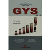 GYS 2010 Mahalli Görevde Yükselme Sınavı Hazırlık Kitabı