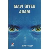 Mavi Giyen Adam