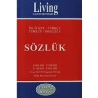 Living English Dictionary - Living Silver İngilizce - Türkçe / Türkçe - İngilizce Sözlük