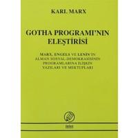 Gotha Programını'nın Eleştirisi
