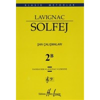 Lavignac Solfej 2B (Küçük Boy) - Danhauser